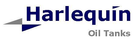 Harlequin Oil Tanks Logo