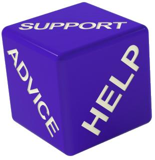 Advice Support Help